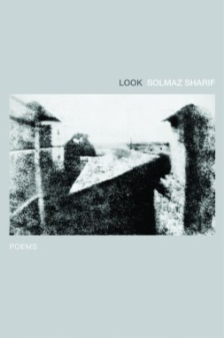 Cover of LOOK, by Solmaz Sharif
