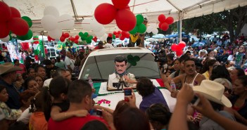 Dia de Jesús Malverde, 2013