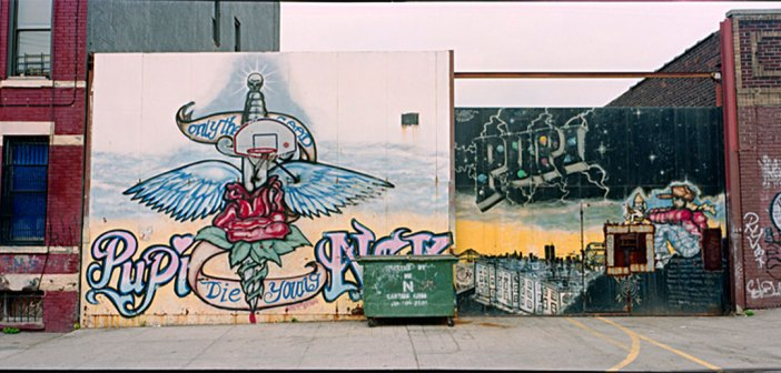 Only the Good Die Young, Bushwick, Brooklyn, 1998