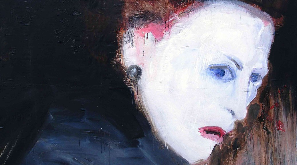 Orando I - Erika Miklošová - Freshmen's Gallery