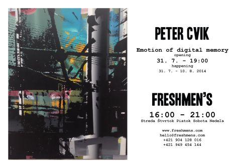 Peter_Cvik-Freshmen's_Gallery-FM'S pozvanka