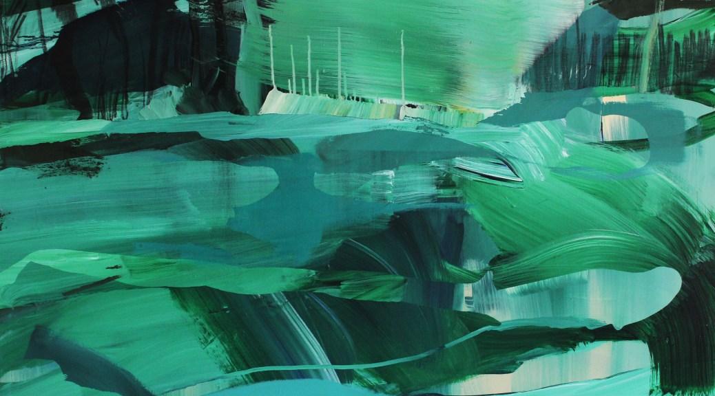 Transparentná hranica - Rita Koszorus - Freshmen's Gallery