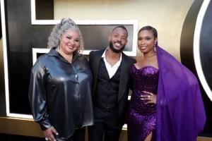 Marlon Wayans and Jennifer Hudson, Executive Producer/Actor,