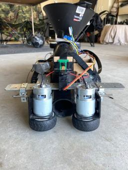 FetchBot Prototype