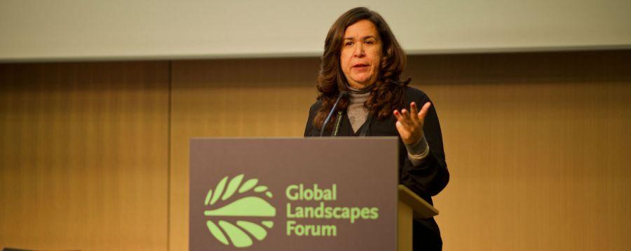 El Salvador's Lina Pohl