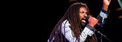 Afro roots artist Rocky Dawuni rocks for landscape restoration at GLF Nairobi
