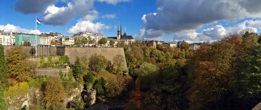Luxembourg City, green finance hub
