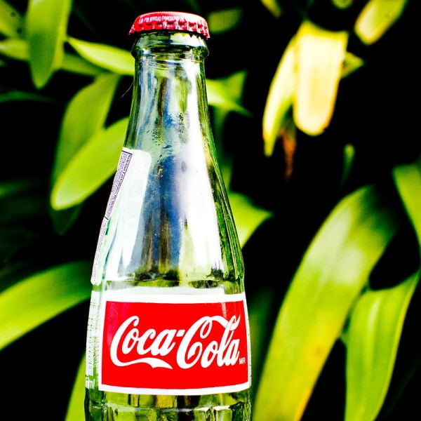 Coca-Coca bottles could soon be plant-based.