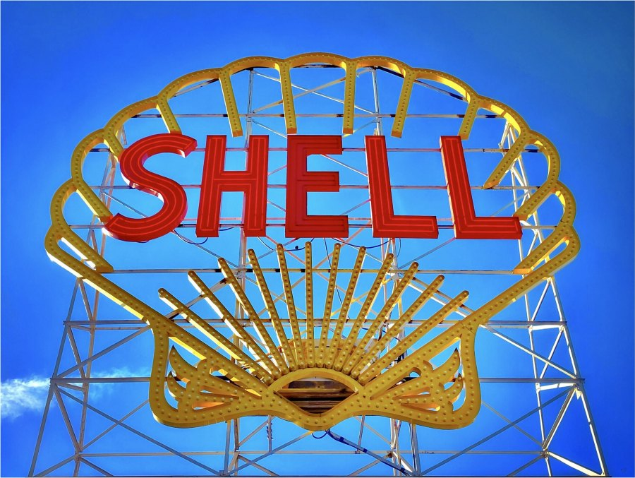 "Shell is an oil and gas ""supermajor"" and is one of the world's largest companies. Robert Laliberte, Flickr"