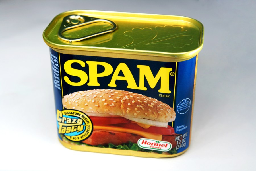 Asia is a major market for Spam. timag, Flickr