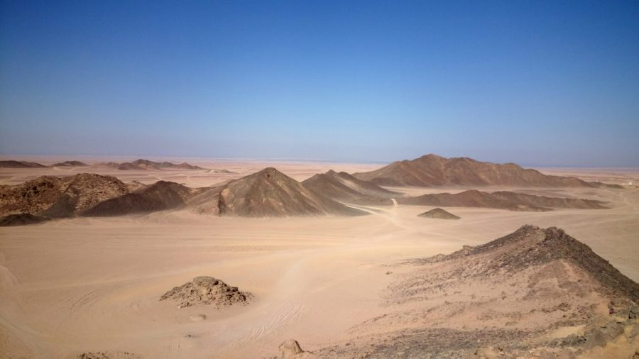The Sahara Desert. Julian Hochgesang, Unsplash
