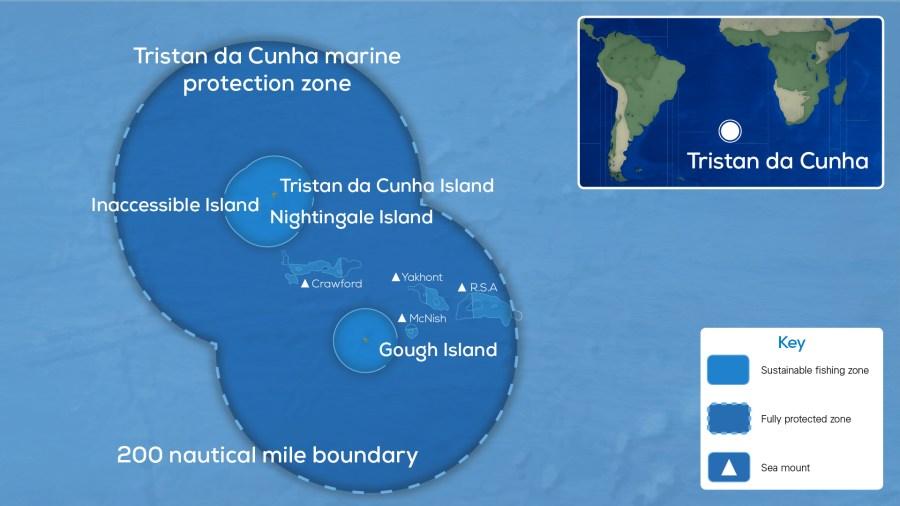 Courtesy of Tristan da Cunha