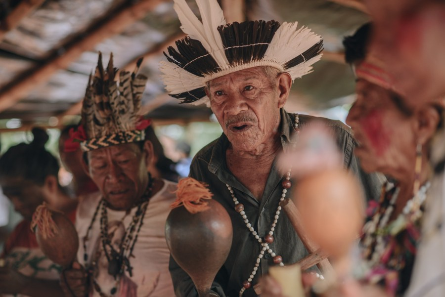 The Guarani-Kaiowá have fought for decades for the right to their ancestral lands. Christian Braga, CIDH