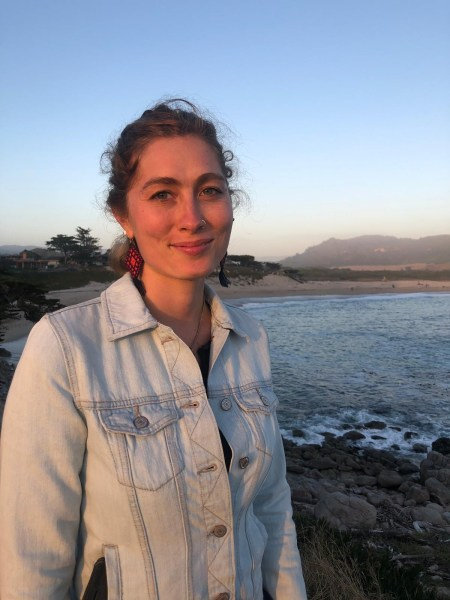 Sabine Cudney, GLFx Veracruz chapter coordinator. Courtesy of Sabine Cudney