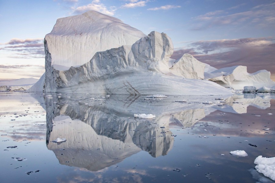 Though revenue from potential oil reserves could help Greenland achieve independence from Denmark, the current government led by the Inuit Ataqatigiit party says it will forego oil exploration because of the climate crisis. Steve Weston, Flickr