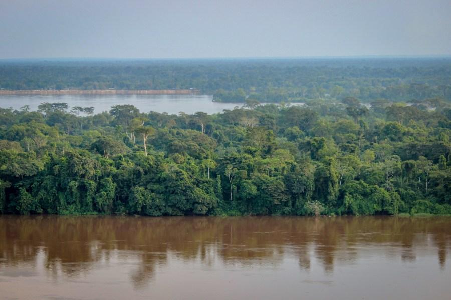 The Congo River at Yangambi, Democratic Republic of the Congo. Ahtziri Gonzalez, CIFOR