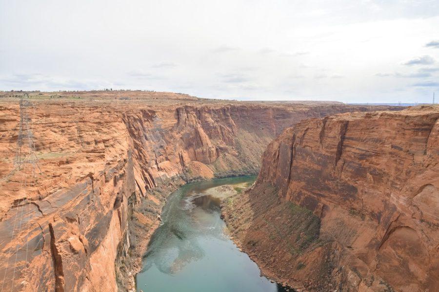 The Colorado River near the Glen Canyon Dam in Arizona. Jeremy Zero,Unsplash