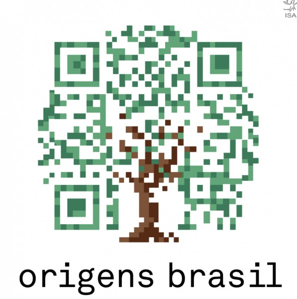 The Origens Brasil stamp that can be found on products that comply with the rules of its network. Courtesy of Origens Brasil