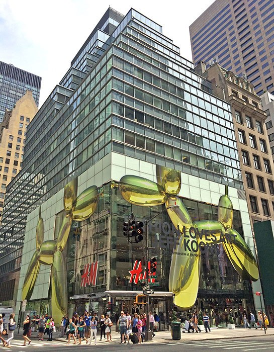 589 Fifth Avenue