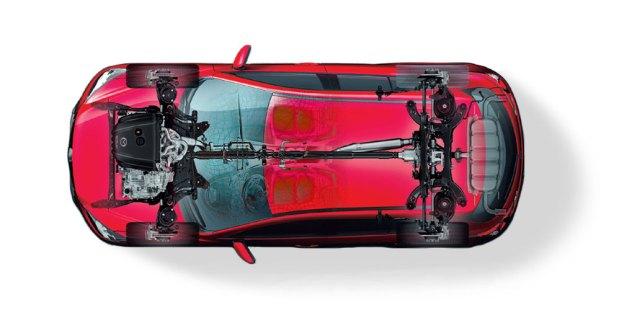 Mazda_chassis