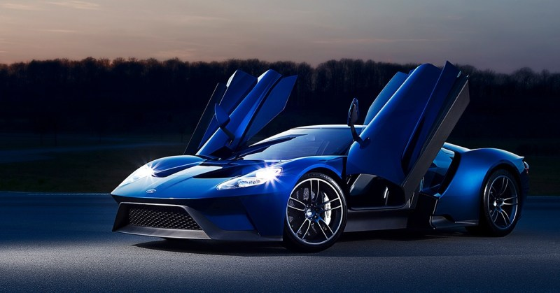 Ford Has Officially Built Their Faster Production Vehicle To Date Canada Meet The All New Ford Gt Which When Assisted By Fully Active Dynamic Systems