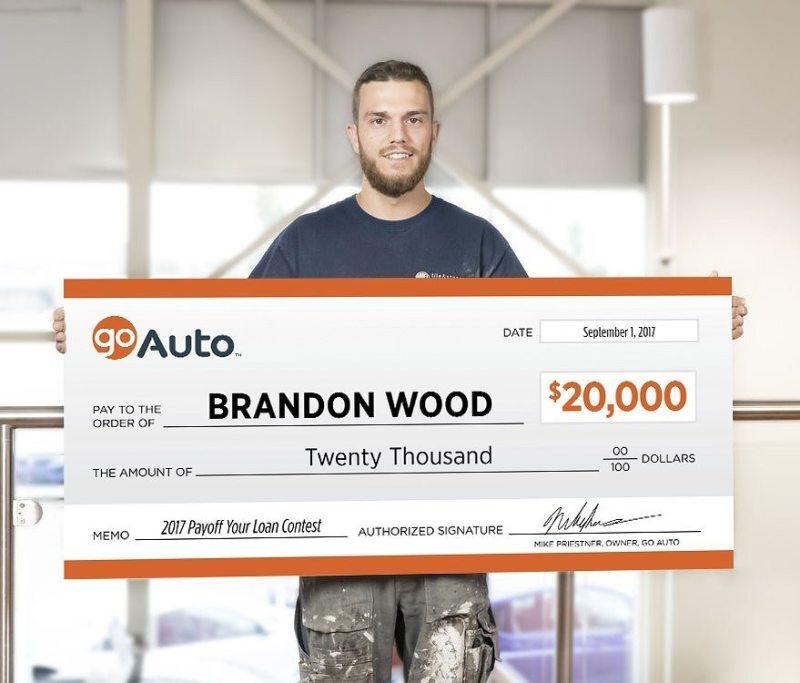 Edmonton contest winner