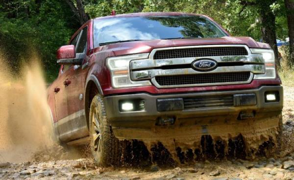 2018 Ford F-150 safety review
