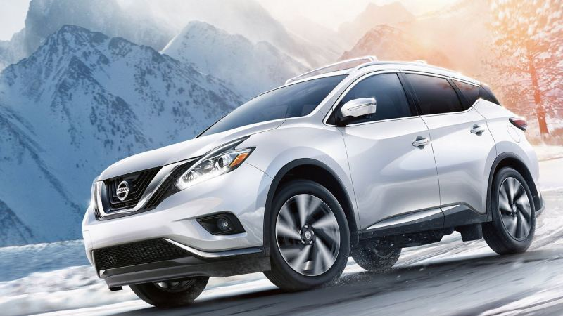 2018 Nissan Murano review header