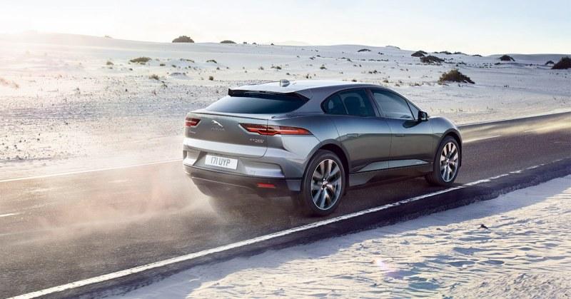 2019 Jaguar I Pace In Edmonton Full Review