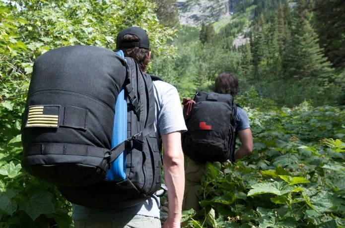 Hiking with GR2 and Brick Bag Attached – GORUCK News