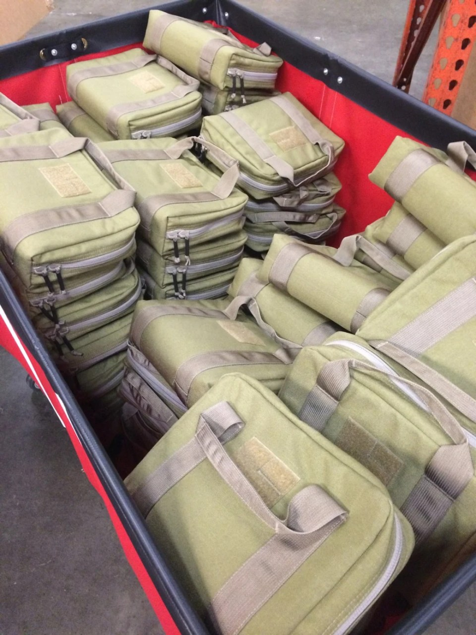 Firearms Gear_pre-order arrives in Seattle GORUCK Warehouse_03