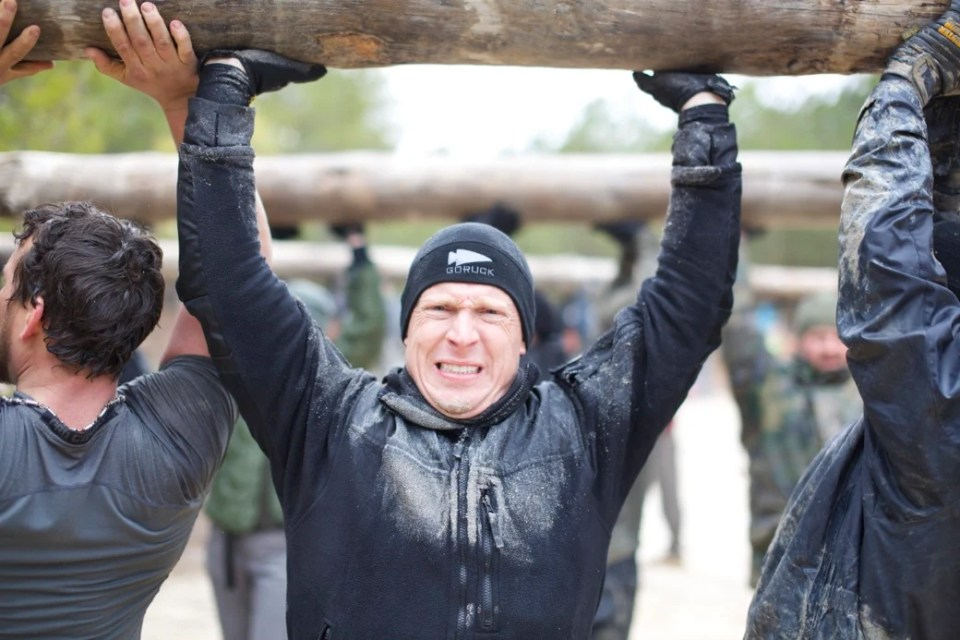 Log PT_It's not about you_GORUCK Heavy