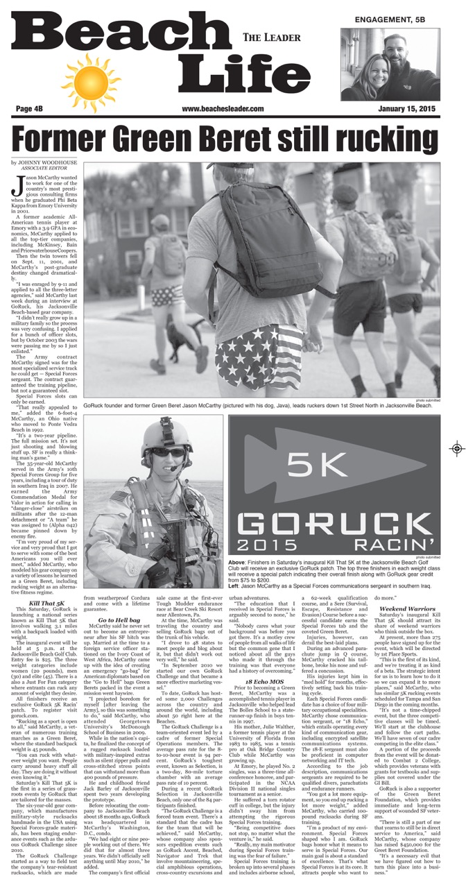 beach_life_kill that 5K_Jason McCarthy story_GORUCK