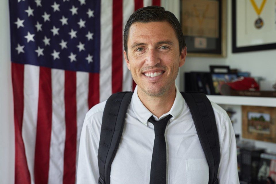 653498812c233 PRESS  Special Forces Soldier and GORUCK CEO Jason McCarthy Joins Board of  Directors at Green Beret Foundation
