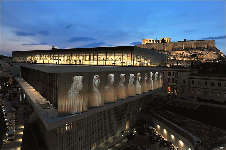 Image result for acropolis museum