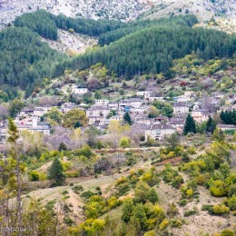 Tselepovo Village, Zagori, Greece