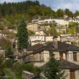 Kipi Village, Zagori, Greece
