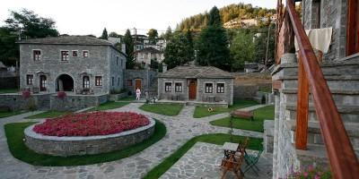 Machalas Hotel, Kipi, Tselepovo, Zagori, Greece
