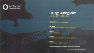 Emily Carr reading poster (1)