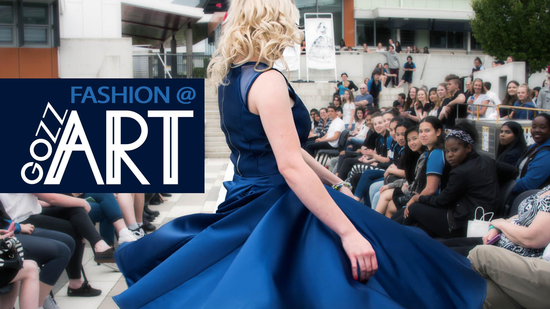 Fashion Show @ GozzArt