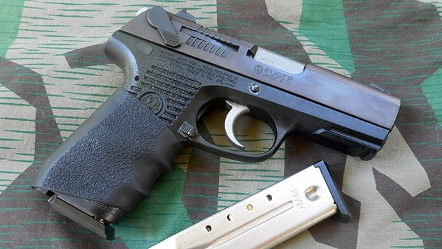 Gun Review Ruger P95 Semi Auto Handgun In 9mm