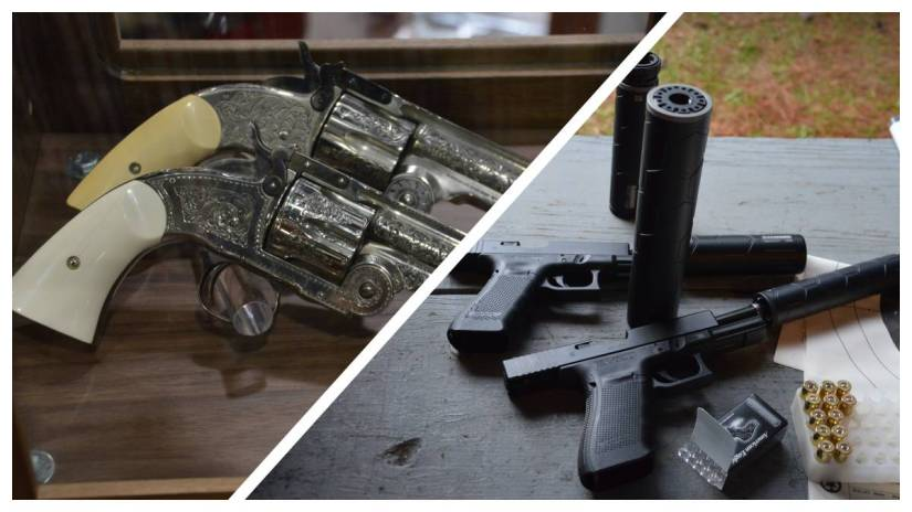 Gun Question Can You Suppress a Revolver