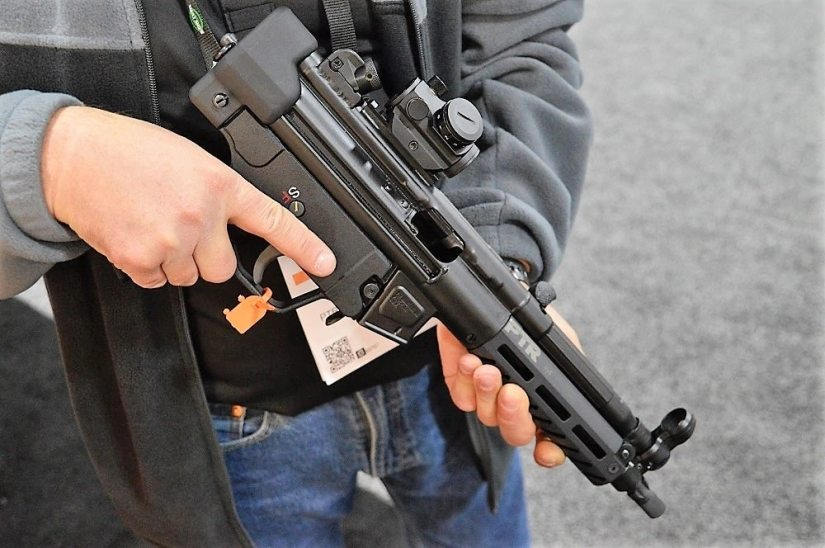 South Carolina-based PTR has continued to expand their MP5-style offerings in recent years by introducing the very handy 9KT earlier this year.