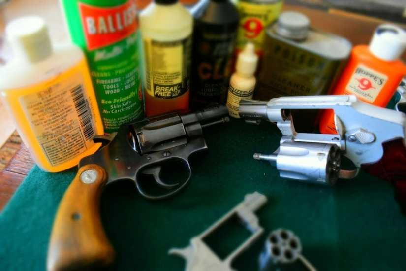 gun cleaning products
