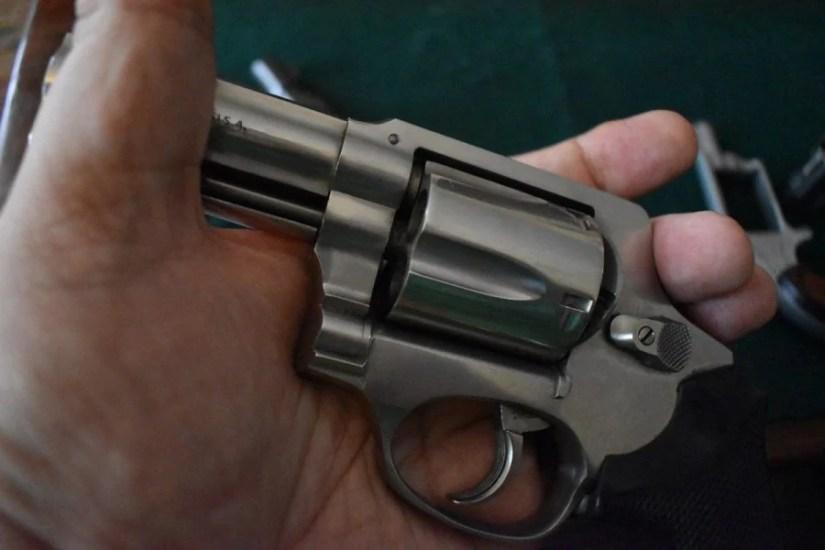 lockup revolver