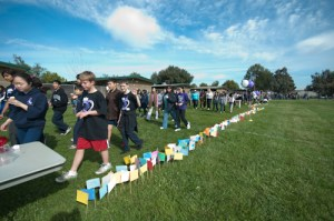 Cancer Walk Brings Community Together for Support and to Fight Cancer: Almost $8K Raised for Camp Okizu