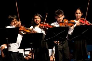 Lower School Musicians Put on a Show
