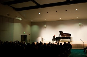 Adam Golka Fills the House in Last Concert of the Season