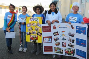 Kudos: Girls Robotics Team of Harker Students Takes First Place at FLL NorCal Championship