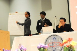 Harker Hosts Physics Tournament, Bringing Students from East Coast, China and Tunisia